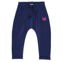 Pantalon trening copii Chicco, albastru, 104