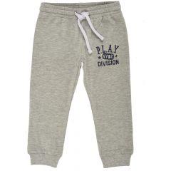 Pantalon trening pentru copii Chicco, gri, 24672