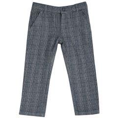 Pantaloni copii Chicco, gri, 116
