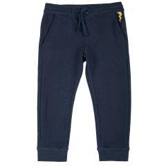 Pantalon lung copii Chicco, albastru inchis, 104