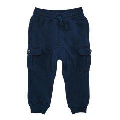 Pantaloni lungi copii Chicco, albastru, 24583
