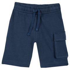 Pantaloni scurti copii Chicco, albastru deschis, 122