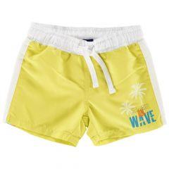 Pantaloni scurti baie Chicco, baieti, galben, 116