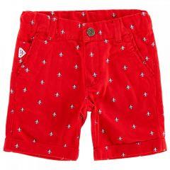 Pantaloni scurti copii, Chicco, rosu, 122