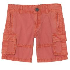 Pantaloni scurti copii Chicco, portocaliu, 116