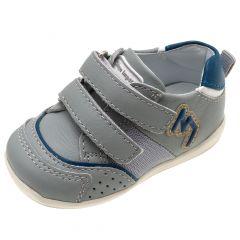 Pantof sport Chicco G31, gri inchis, 19