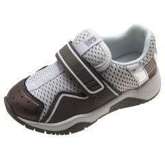 Pantof sport copii Chicco Campione, argintiu, 30
