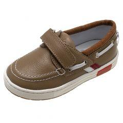 Pantofi copii Chicco Casax, maro, 21