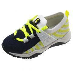 Pantofi sport copii Chicco Corner, textil bleumarin, 31