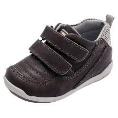 Pantofi sport copii Chicco, gri inchis, 18