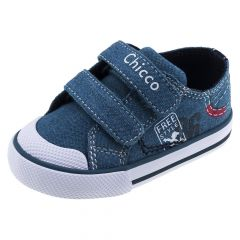 Pantofi sport copii Chicco, bleumarin, 21