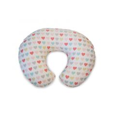 Perna alaptare Chicco Boppy 4 in 1, Hearts