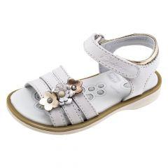 Sandale copii Chicco, alb, 25