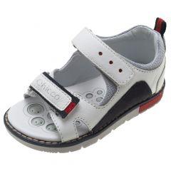 Sandale fetite Chicco Corsaro, alb, 25