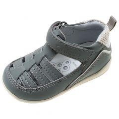 Sandale copii Chicco G34, gri inchis, 21
