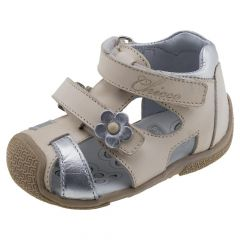 Sandale copii Chicco, crem, 20