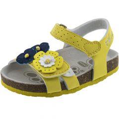 Sandale fetite Chicco Halissa, galben, 57765