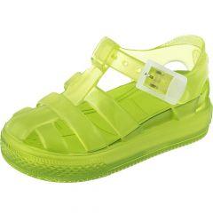 Sandale copii Chicco Mauro, alb cu verde, 57751