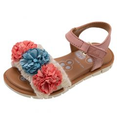 Sandalute copii Chicco Chantel, roz, 32