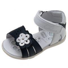 Sandalute copii Chicco Gemmas, bleumarin, 23