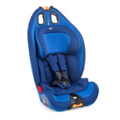 Scaun auto Chicco Gro Up, PowerBlue, 12luni+