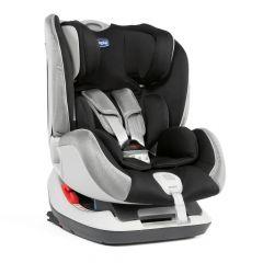 Scaun auto Chicco Seat Up 012 Isofix, Polar Silver