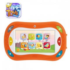 Tableta Chicco App Happy Tab Blocks, 18luni+
