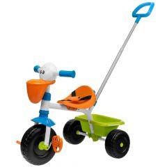 Tricicleta Chicco Pelican cu pedale, 18luni+