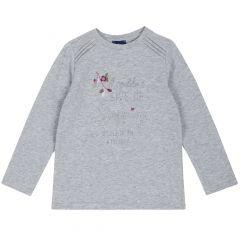 Tricou copii Chicco, gri, 110