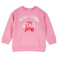 Tricou copii Chicco, roz, 110