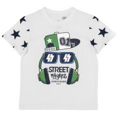 Tricou pentru copii Chicco, baieti, street rhymes, 116