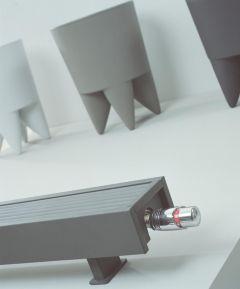 Calorifere Mini Freestanding 230x1200x80 mm, 647 W