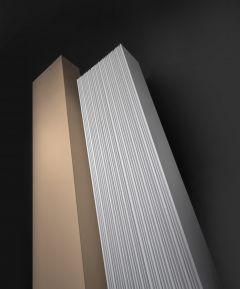 Calorifer aluminiu Vasco Bryce Mono 2200x150 mm, 696 W