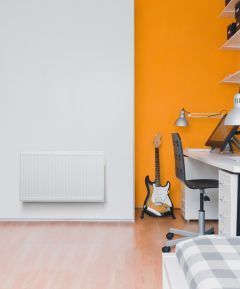 Calorifere electrice de perete Vasco E-Panel EP-H-RIB 600x1000mm, 1250W