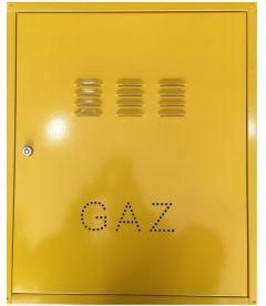 Cutie metalica contor gaz 600x500x250