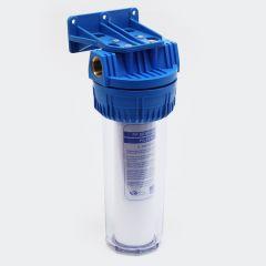 Filtru apa 10``cu filet de 1`` si cartus filtrant din fir PP