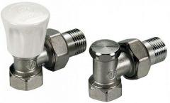 Set robinet tur-retur Giacomini 1/2