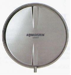 Vas expansiune plat circular 8 litri VCP 387