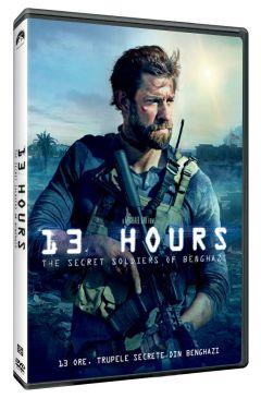 13 Ore: Trupele secrete din Benghazi / 13 Hours: The Secret Soldiers of Benghazi - DVD