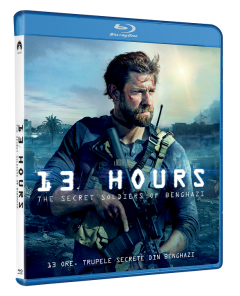 13 Ore: Trupele secrete din Benghazi / 13 Hours: The Secret Soldiers of Benghazi - BLU-RAY