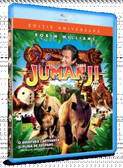 Jumanji - BLU-RAY