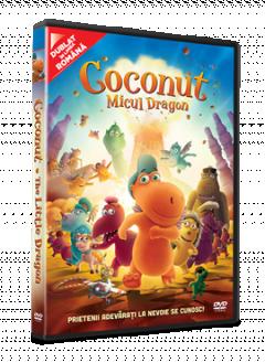 Coconut, Micul Dragon / Der kleine Drache Kokosnuss - DVD