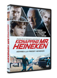 Rapirea lui Freddy Heineken / Kidnapping Mr. Heineken - DVD