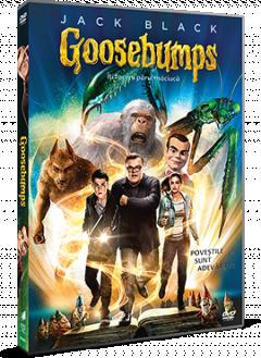 Goosebumps: Iti facem parul maciuca / Goosebumps - DVD