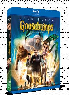 Goosebumps: Iti facem parul maciuca / Goosebumps - BD