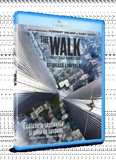 The Walk: Sfideaza limitele / The Walk - BD