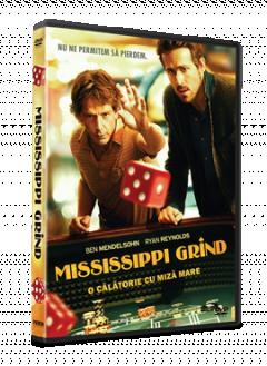 O calatorie cu miza mare / Mississippi Grind - DVD