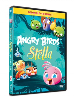 Angry Birds: Stella - Sezonul 2 complet - DVD