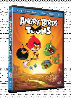 Angry Birds Toons Sezonul 2 Volumul 2 - DVD