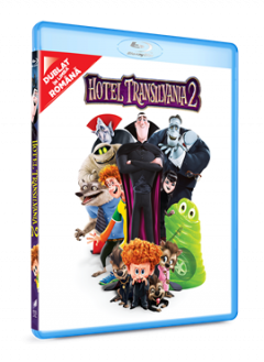 Hotel Transilvania 2 / Hotel Transylvania 2 - BD